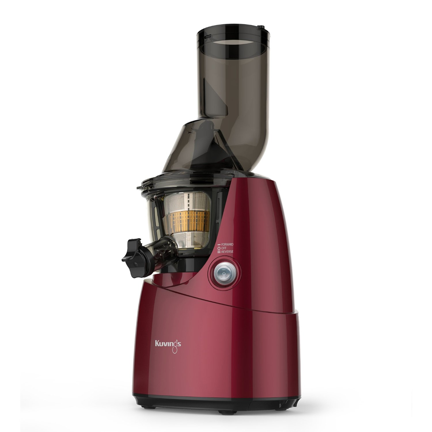 Kuvings Whole Slow Juicer B6000 Upright Vertical Masticating Juicer : Kuvings B6000 Upright Slow Silent Masticating Juicer Review